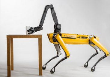 ใกล้ผลิตขายแล้ว! หุ่นยนต์ Spot Mini จาก Boston Dynamics