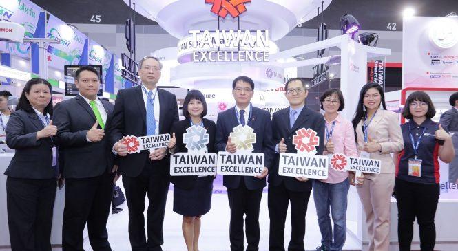 Taiwan Excellence มุ่งมั่นสนับสนุนการพัฒนาอุตสาหกรรมของประเทศไทย ด้วยโซลูชันในงาน Manufacturing Expo 2019