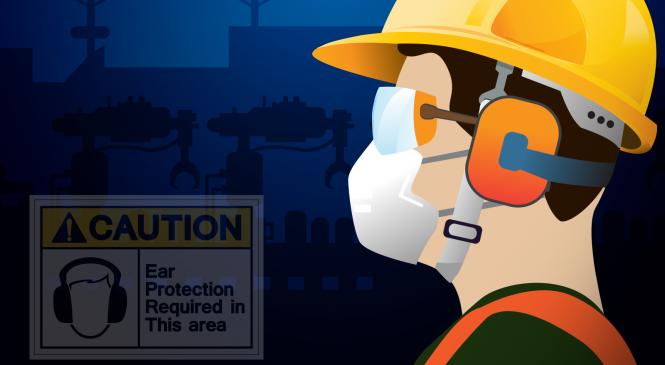 วิธีเลือกอุปกรณ์ป้องกันเสียง ภัยใกล้ตัว ที่ควรระวัง