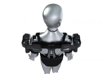 Comau เปิดตัว Exoskeleton MATE