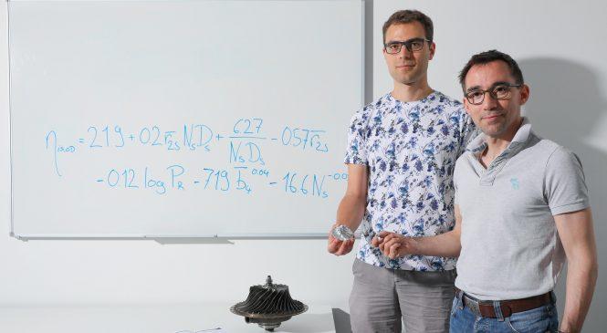 เมื่อ AI ออกแบบ Heat Pump ให้ใช้พลังงานได้น้อยลง