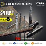 PTSC แนะวิธีเลือกดอกสว่าน Endmill ให้เหมาะกับงาน ที่ Modern Manufacturing Forum 2019