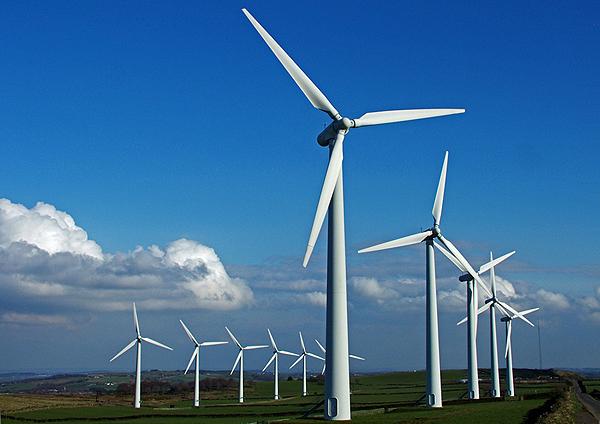 โรงไฟฟ้าพลังงานลม