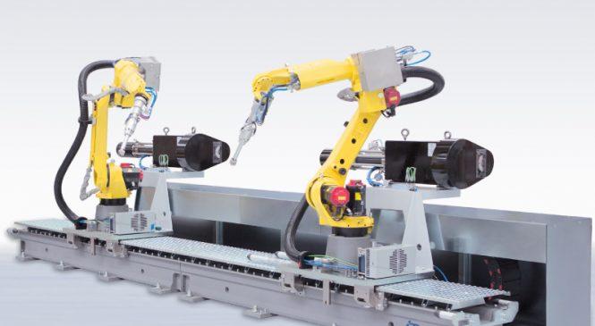 รู้จักกับแกนที่ 7 ของหุ่นยนต์ที่ผลิตจากคอมโพสิตคอนกรีตเป็นครั้งแรกของโลก!