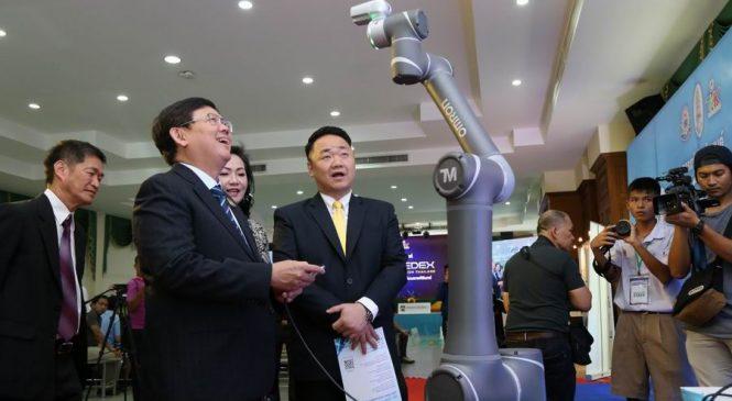 INNOVEDEX | งานแข่งขันหุ่นยนต์มัธยมไทย