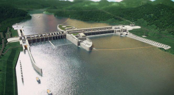 โรงไฟฟ้าไซยะบุรี 1,220 MV เดินเครื่อง ต.ค.นี้