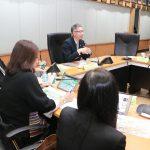 ณัฐพล เตรียมโมดิฟาย กสอ. สร้างระบบ SMEs Ecosystem พัฒนา SMEs ด้วยดิจิทัลแพลตฟอร์ม