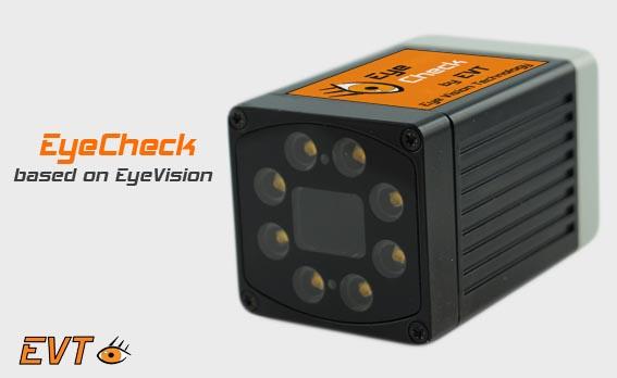 กล้องอัจฉริยะ EyeCheck 1x1x รุ่นใหม่จาก EVT