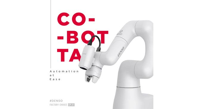 Review : Cobotta โคบอทขนาดเล็กที่ความสามารถไม่เล็ก