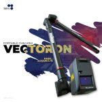 Review : VECTORON พื้นผิวสีดำหรือมันวาวก็สแกนได้