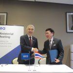 ไทย ลงนาม IEA ร่วมพัฒนาแผนพลังงาน 8 ด้าน