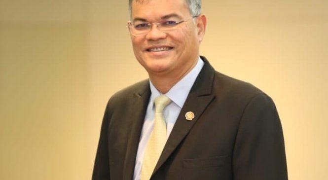 """""""ปนันท์ ประจวบเหมาะ""""  CEO คนใหม่ เชลล์ ประเทศไทย"""