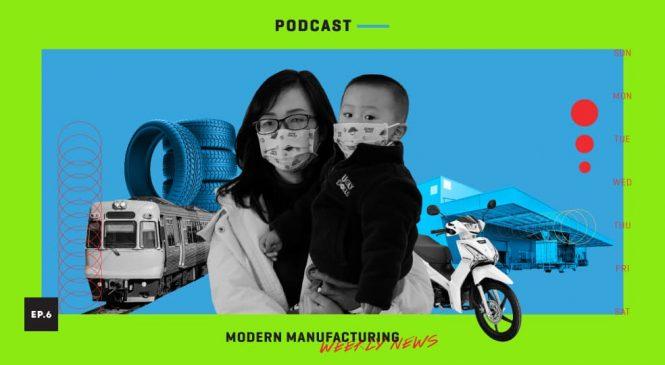 Modern Manufacturing Weekly News: Wk06