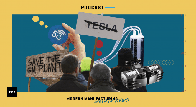Modern Manufacturing Weekly News: Wk07