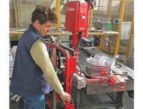 Dalmec Manipulators for Foundry Mechanical Parts