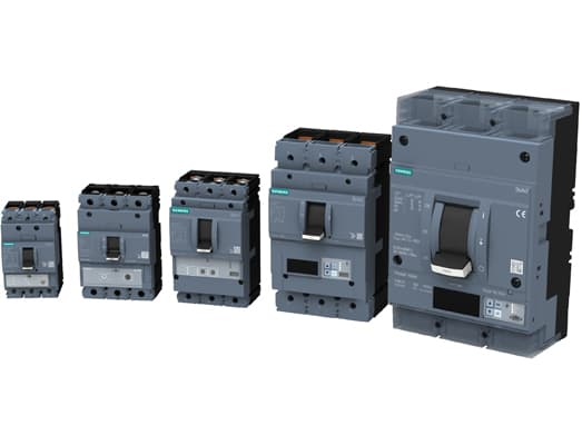 The 3VA molded case circuit breaker / Communication capability