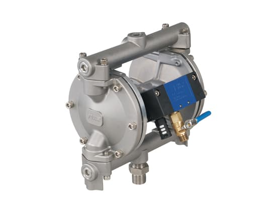 Diaphragm paint pump series
