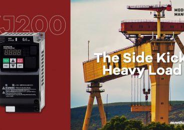 รีวิว | WJ200 Series Inverter จาก Hitachi ที่พร้อมลุยงานหนักในทุกสถานการณ์