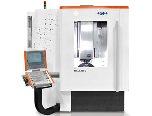 CNC 5-Axis Milling machine