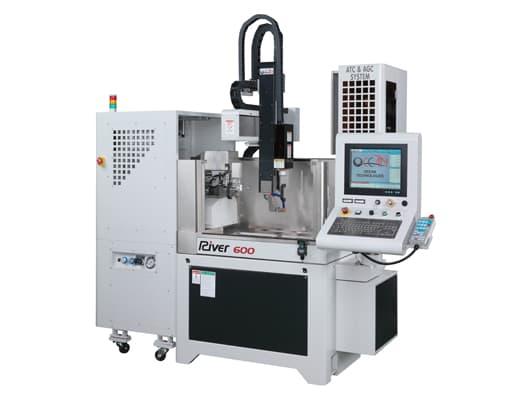 Drilling EDM machine ( Super drill )