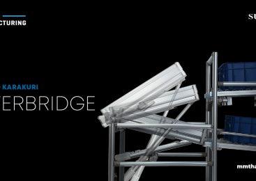 รีวิว | Overbridge ระบบ Hybrid Karakuri สุดคุ้มสำหรับพื้นที่จำกัด