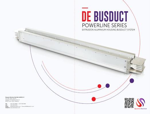 Busduct / Busway (บัสดักส์/บัสเวย์)