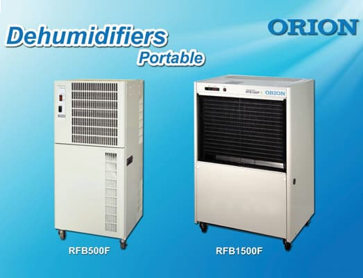 ORION DEHUMIDIFIER PORTABLE
