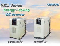 ORION DC Inverter Chiller RKE Series