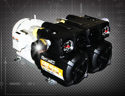 ORION KRF Standard Model Dry Pump