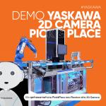 Review: โซลูชันอัจฉริยะสำหรับ Pick & Paste จาก YASKAWA