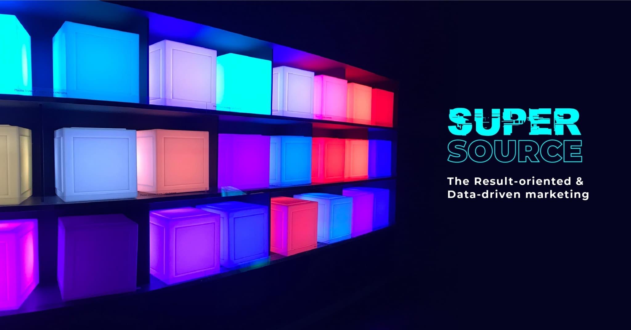 SUPERSOURCE | Platform ซื้อ-ขายสินค้าอุตสาหกรรม ด้วยการตลาดครบวงจร ประหยัด การันตีผล เข้าถึงนับหมื่นโรงงาน + สื่อออนไลน์ด้านอุตสาหกรรมที่มียอดกว่าล้าน Views/ปี