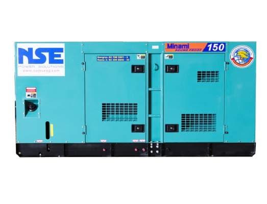 Generator MINAMI 150KVA