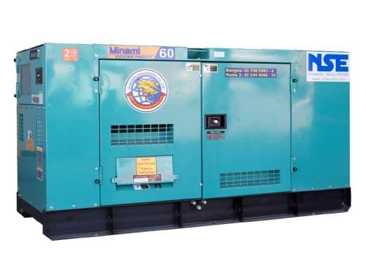 Generator MINAMI 60KVA