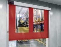 PVC HIGH SPEED AUTOMATIC DOORS