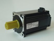 Servo motor with absolute encoder