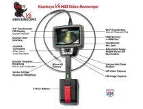 Hawkeye® V3 HD Video Borescopes