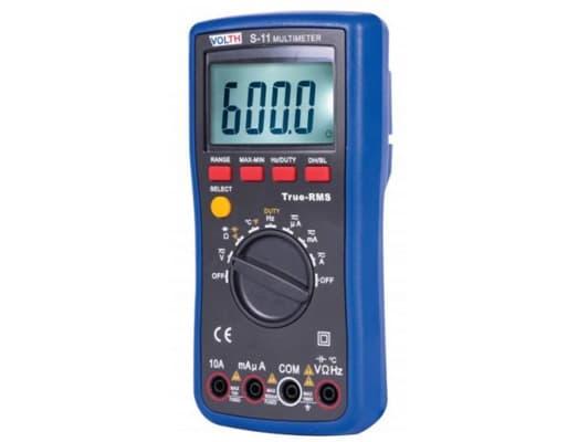 True-RMS Digital Multimeter