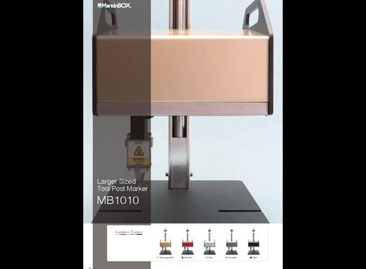PIN STAMP MARKING SYSTEM MB1010