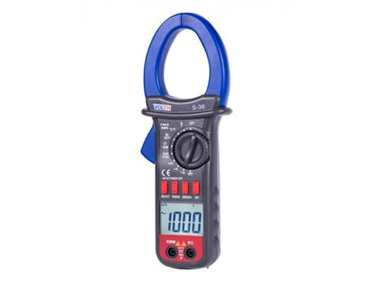 1000A AC Auto-range Clamp Meters Make industrial job easy with In-rush current