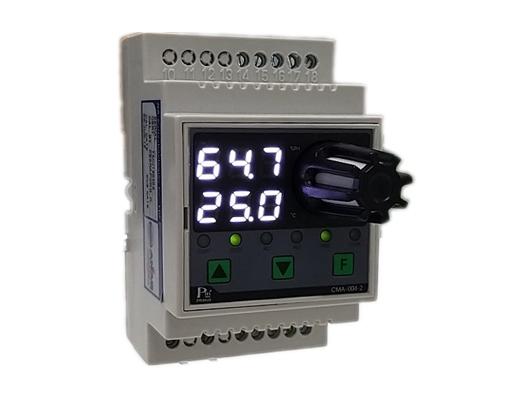 อุปกรณ์ควบคุมความชื้นและอุณหภูมิแบบดิจิตอล(Hygrostat and Thermostat)