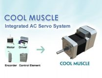 Integrated servo system