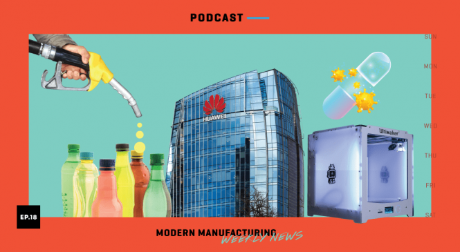 Modern Manufacturing Weekly News: Wk18