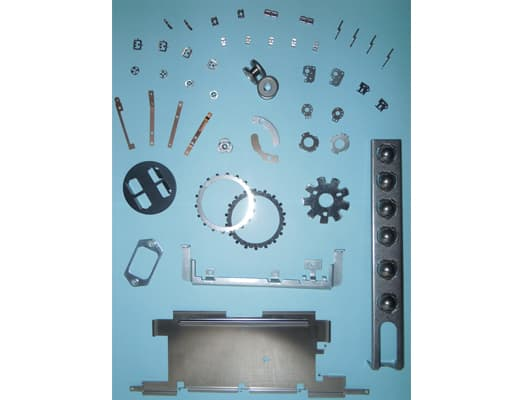 Metal Stamping for Electronics Industrial
