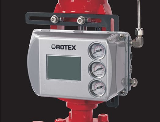 ROTEX POSIDAPT Smart Positioner