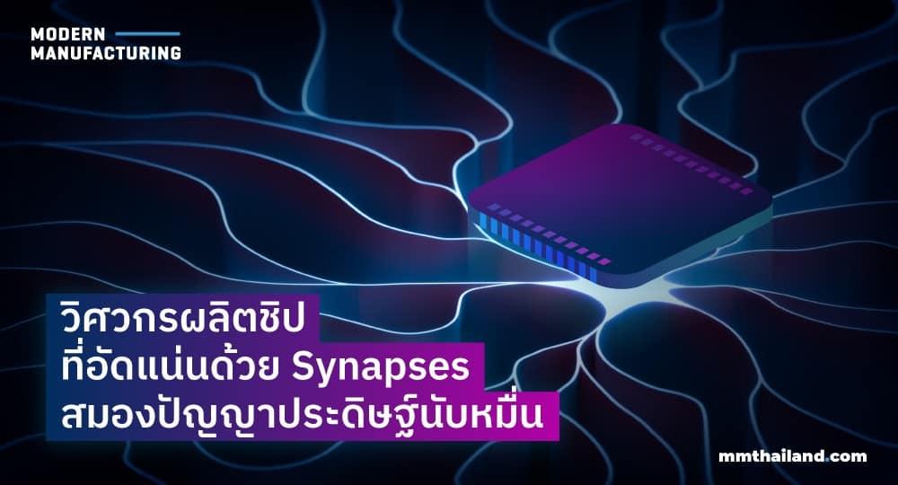 ชิป Synapses