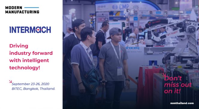 INTERMACH 2020 Driving Industry Forward with Intelligent Technology!