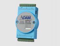 Compact Intelligent Gateway with I/O : ADAM-6700