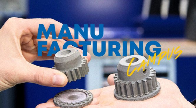 The Factory Tour: BMW Additive Manufacturing Campus