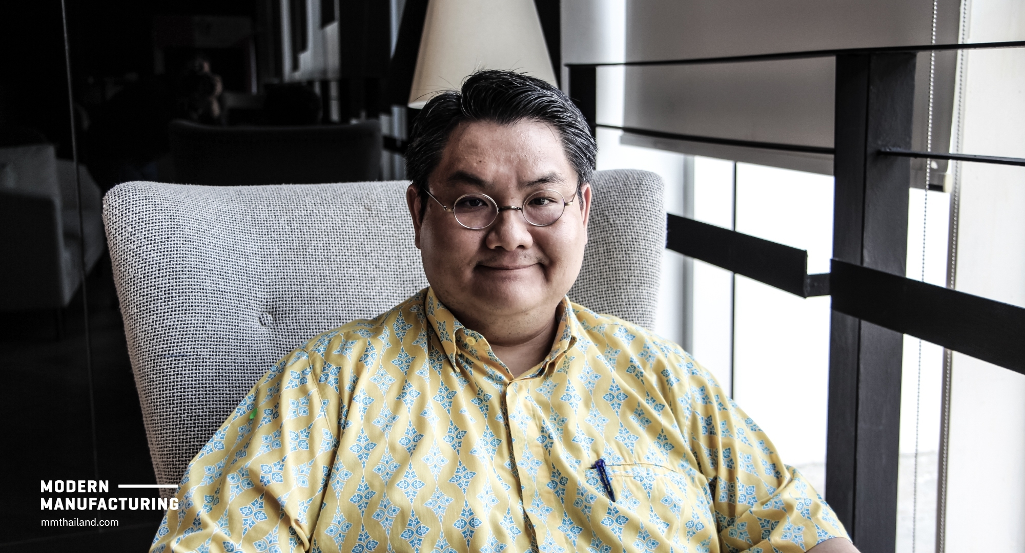 Interview Dr.Piti_ดร.ปิติ ศรีแสงนาม