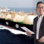 ราคา สปอต LNG ปรับตัวสูงขึ้น